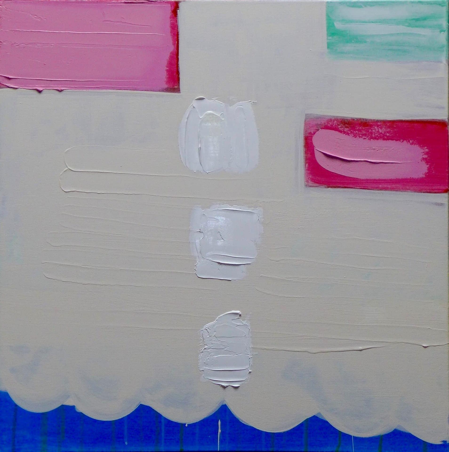 4. Spanish Face 24x24 oil on canvas